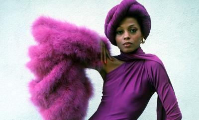 Diana Ross - We salute you.