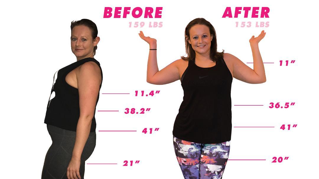 305 Junkie Transformation Claire Friedman