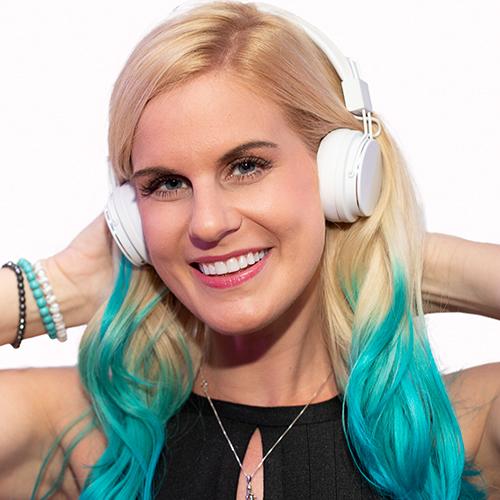 DJ MDALY - Real Name; Megan