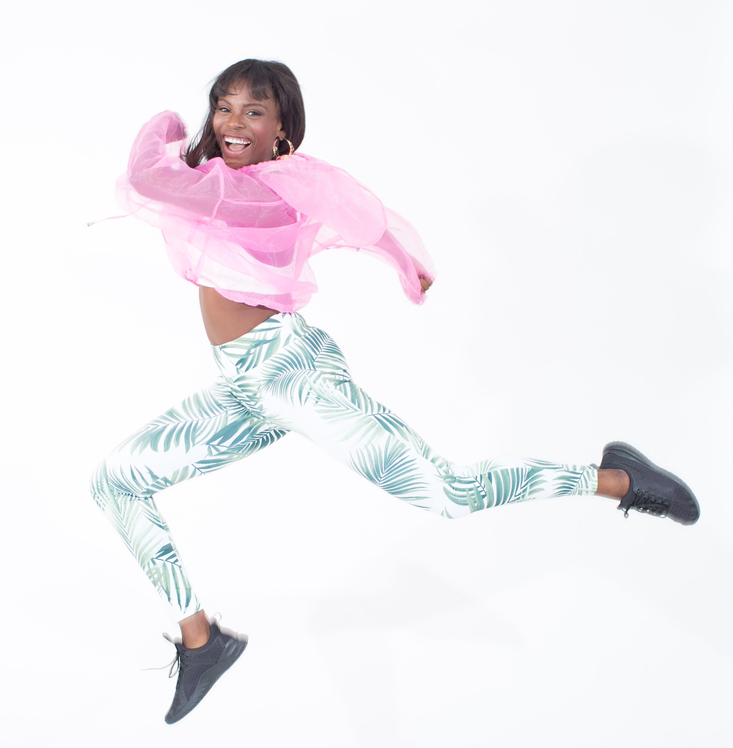 OWOADE: THE PICK-ME-UP PRINCESS - Get up, show out and get into it