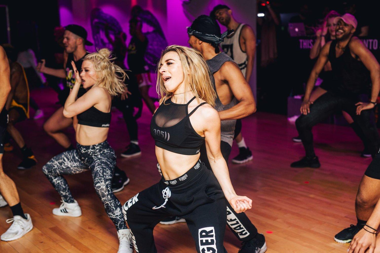 Girl in fun dance workout..jpg