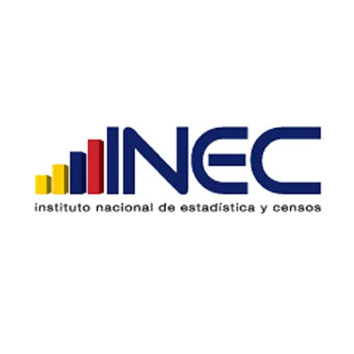 Actual (antiguo) logo del INEC