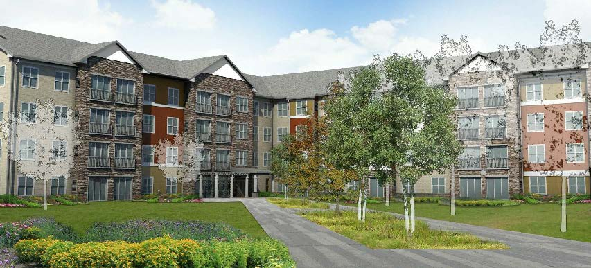 Red Run Station Owings Mills, MD - New Construction                          Units: 72Land Area: 2.8 AcresBuilding Type: One, Low-Rise with ElevatorPlaced in Service: Fall 2019