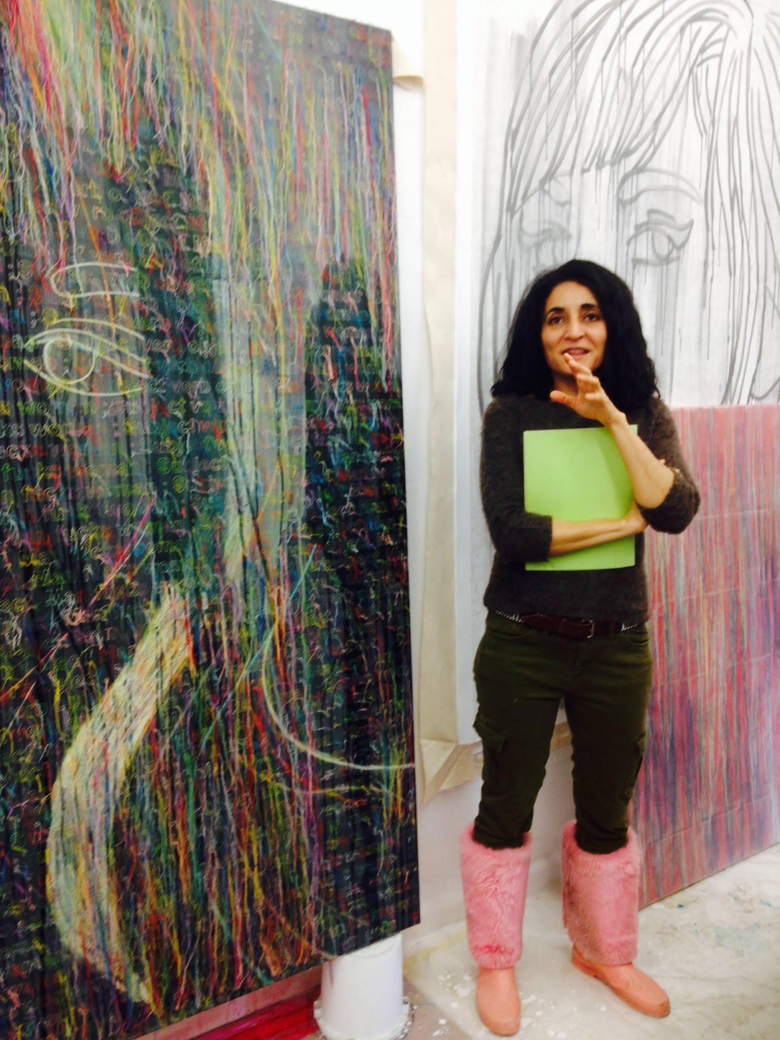 Ghada Amer (1).JPG