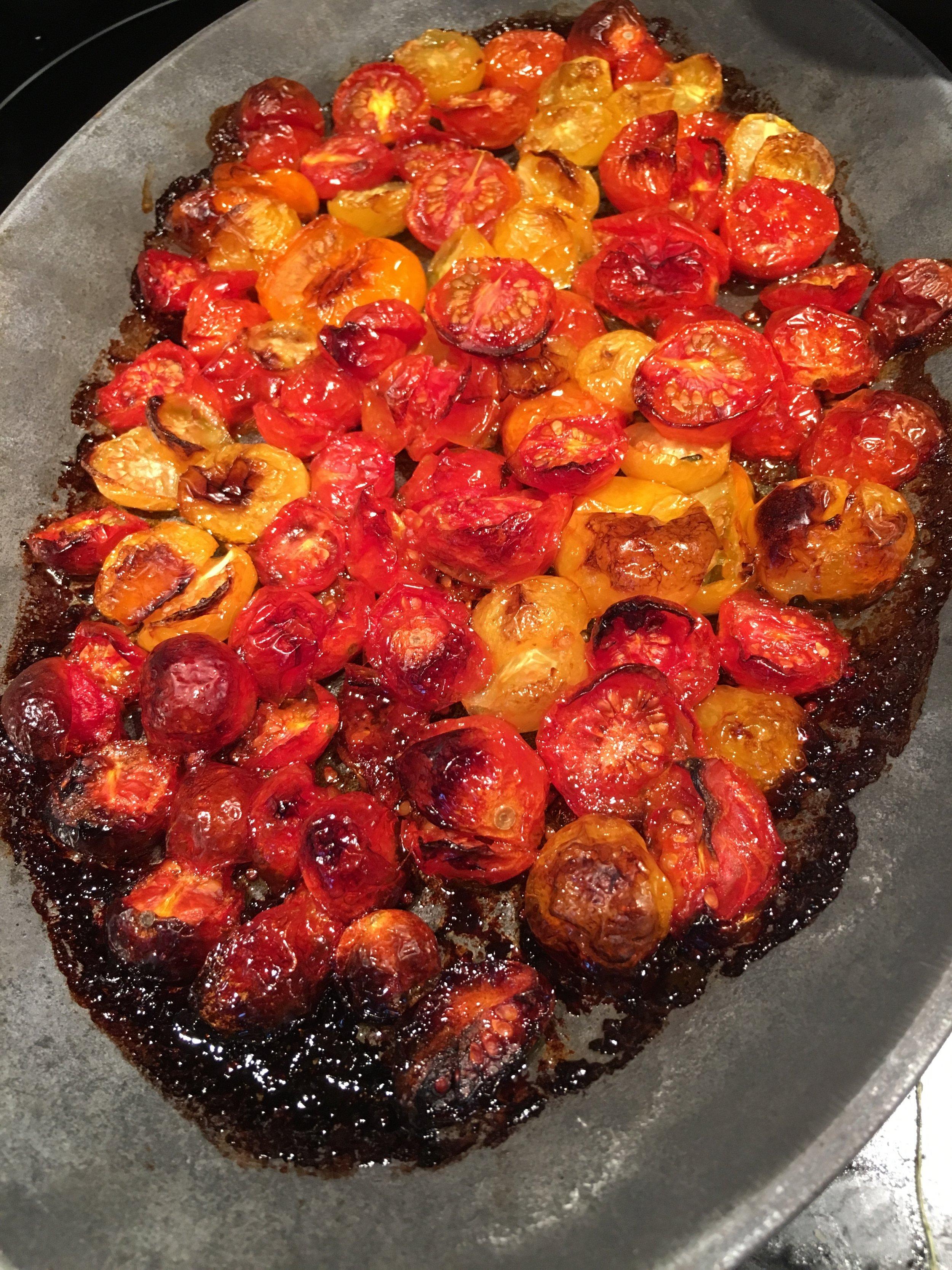 ©Roasted Tomatoes by Susan Reid