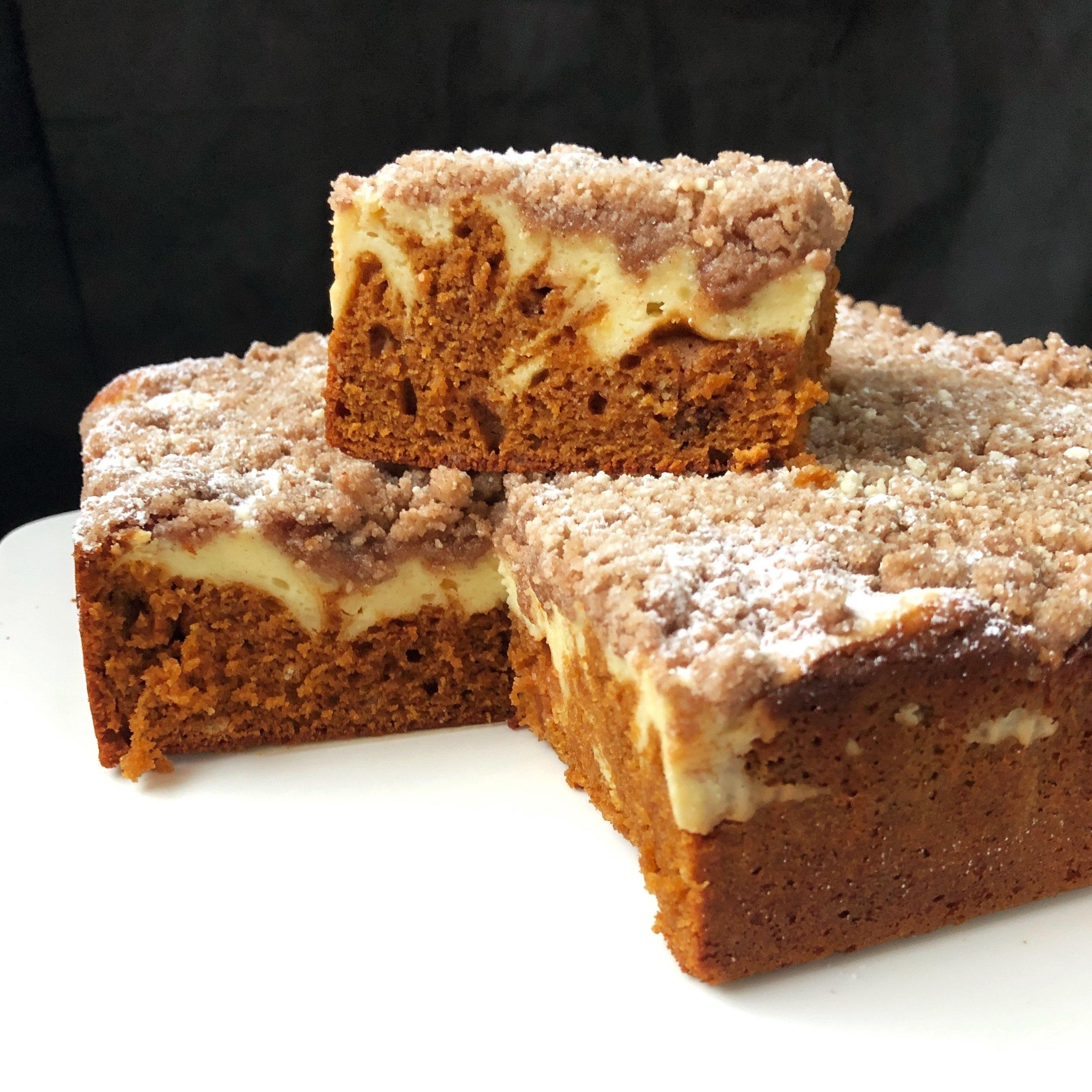 molasses crumb cake