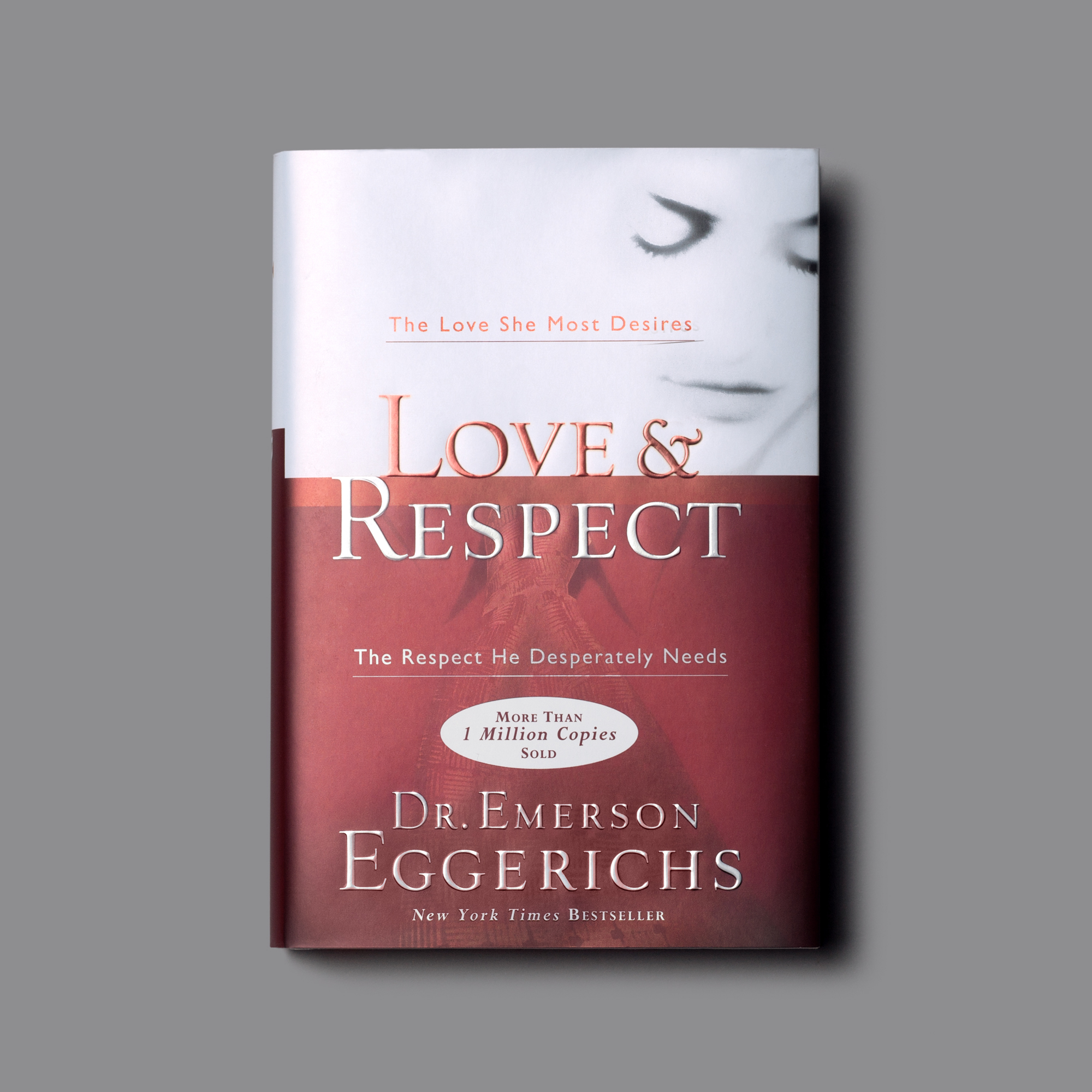 2 Million Sold - The fact that this book has made it to the New York Times bestseller list twice, has almost 3000 reviews on Amazon, I believe indicates that this message is life and marriage-changing. In this book, I address the three cycles couples need to discover, Crazy, Energizing, and Rewarded.
