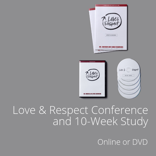 Marriage Conference Study - If you are more visual and auditory, please watch the live marriage conference on DVD or streaming. This is 6.5 hours of content. There I cover the three Cycles: The Crazy Cycle, The Energizing Cycle, and the Rewarded Cycle. Read the reviews and watch the trailer by clicking Learn More.
