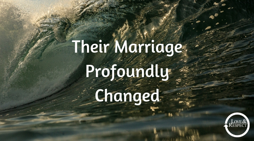 Their Marriage Profoundly Changed