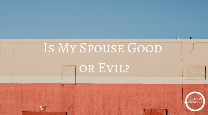 Is My Spouse Good or Evil
