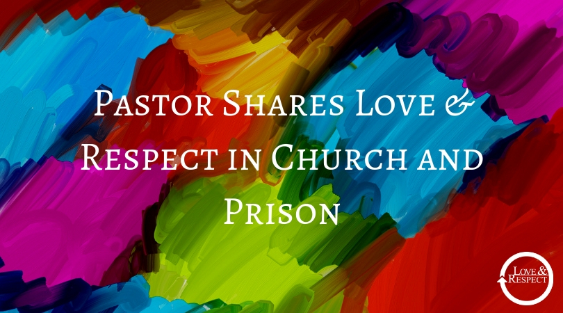 Pastor Shares Love & Respect in Church