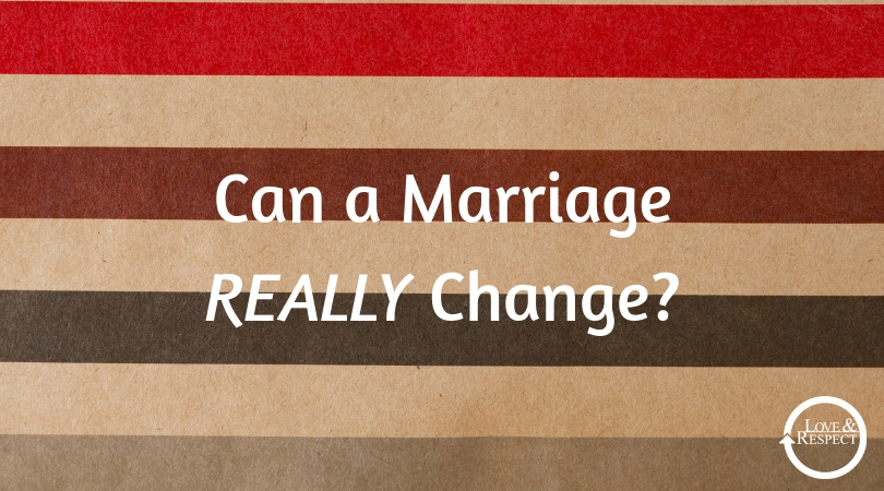 Can a Marriage REALLY Change