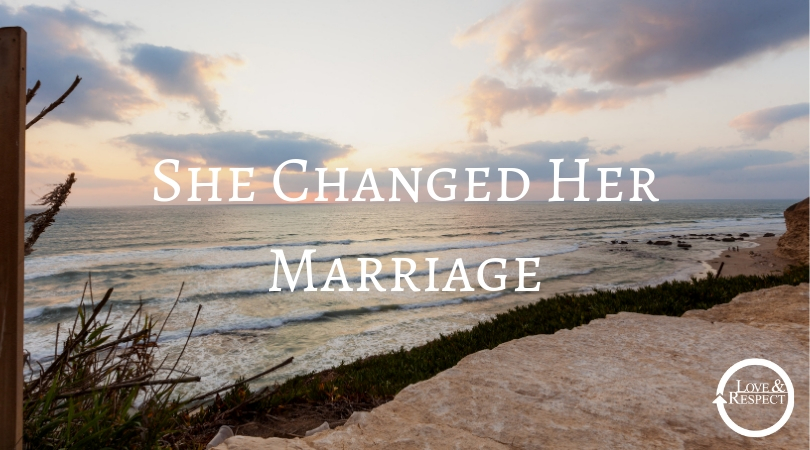 She Changed Her Marriage