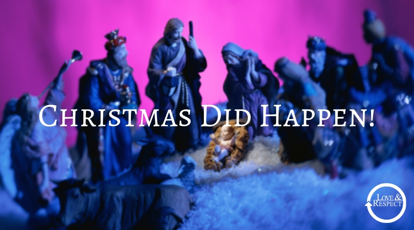 Christmas Did Happen!