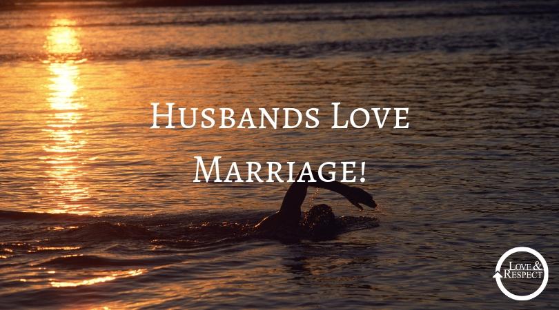 Husbands Love Marriage!