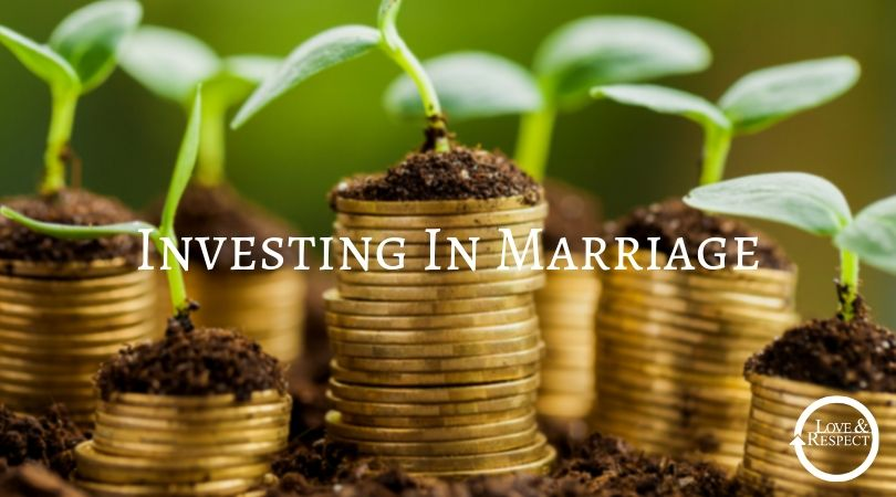 Investing In Marriage