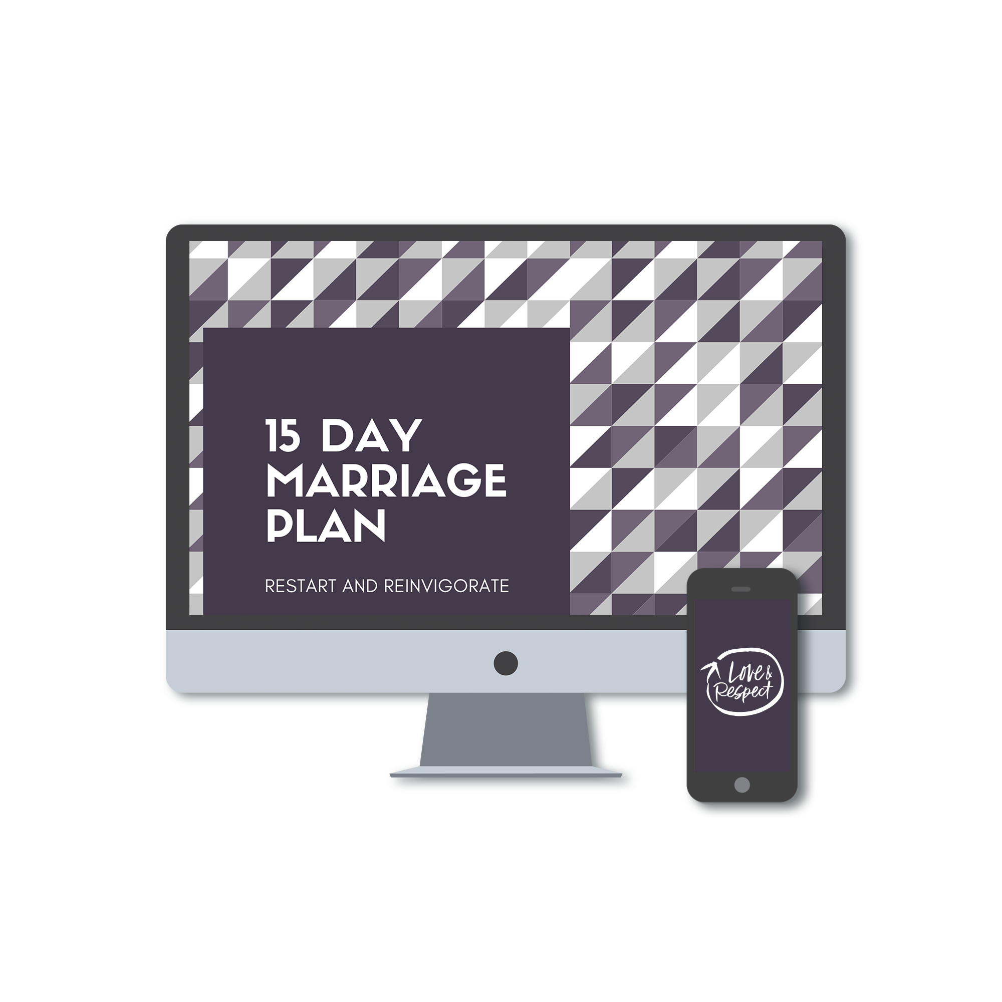 Restart and Reinvigorate - Perfect for all marriages. 7 Emails over 15 Days. It's free (or pay for video version) and will come straight to your inbox, Approximately 40,000 people have gone through the plan.