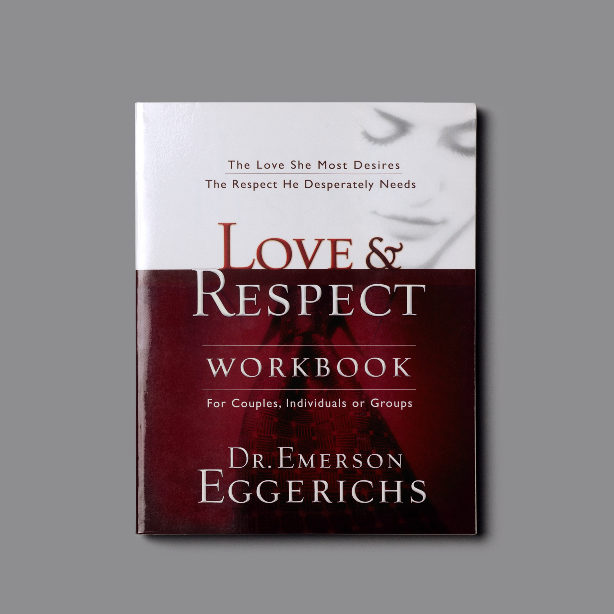 Workbook for Love & Respect Book - Using Dr. Eggerichs' breakthrough techniques and the exercises and questions within these pages, couples nationwide are achieving a brand-new level of intimacy and learning how to: Stop the Crazy Cycle of conflict; Initiate the Energizing Cycle of change; Enjoy the Rewarded Cycle of new passion. And if you'll take this biblically based counsel to heart, your relationship could be next!