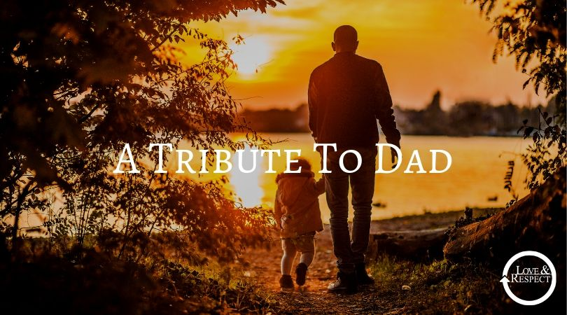 A Tribute To Dad