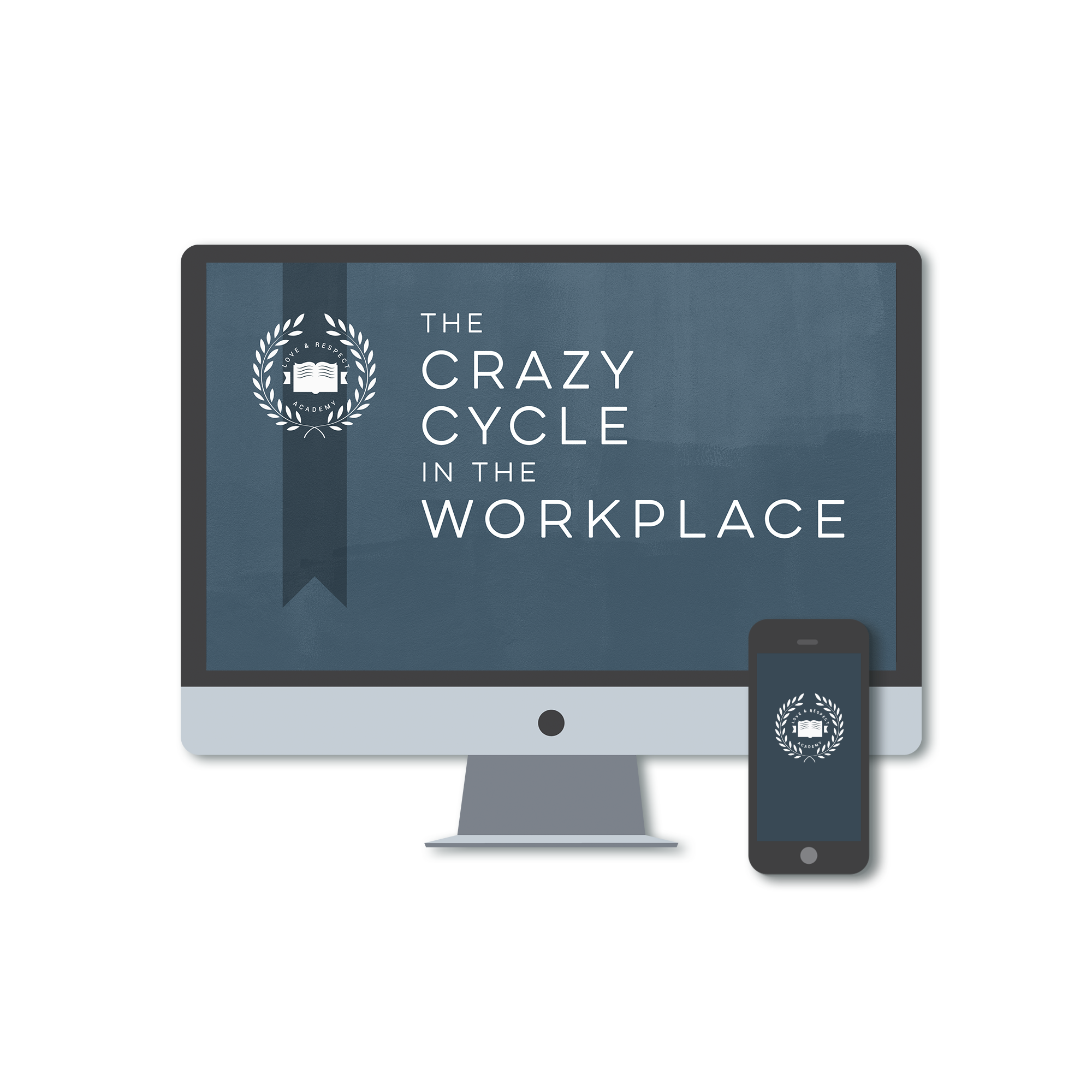 Crazy Cycle In The Workplace - In this 2-part series, Dr. Emerson Eggerichs hones in on the transformative power of a workplace marked by two crucial qualities—personal care and respect. Without a healthy dose of both, a Crazy Cycle of disillusion begins. Because work plays a central role in life, it impacts the rest of our experiences.