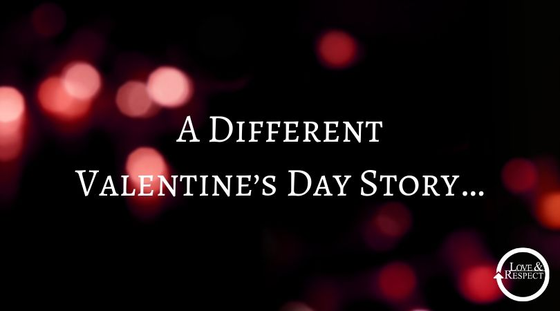 A Different Valentine's Day Story…