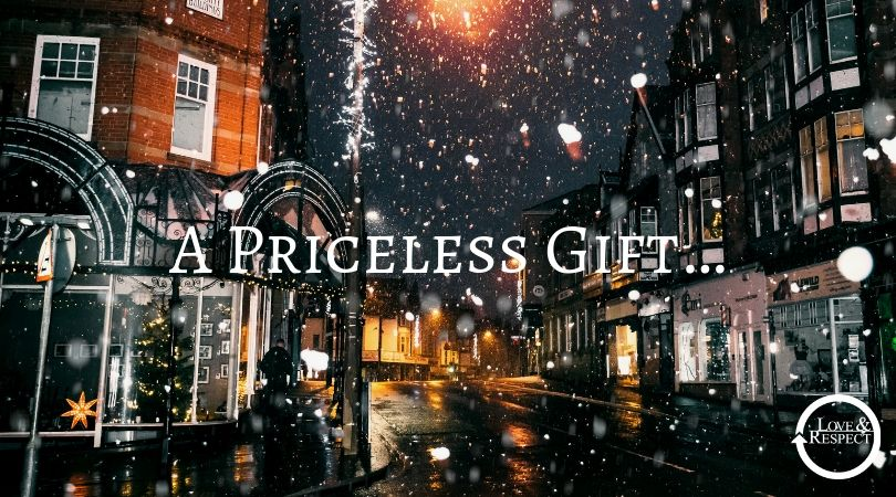 A Priceless Gift…