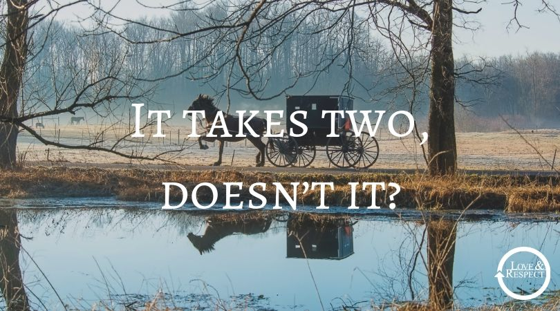 It Takes Two, Doesn't It?