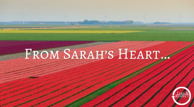 From Sarah's Heart…
