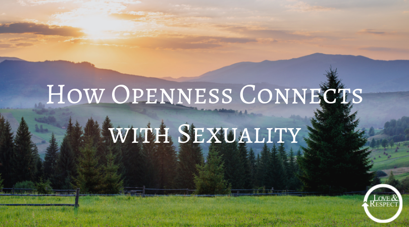 How Openness Connects with Sexuality