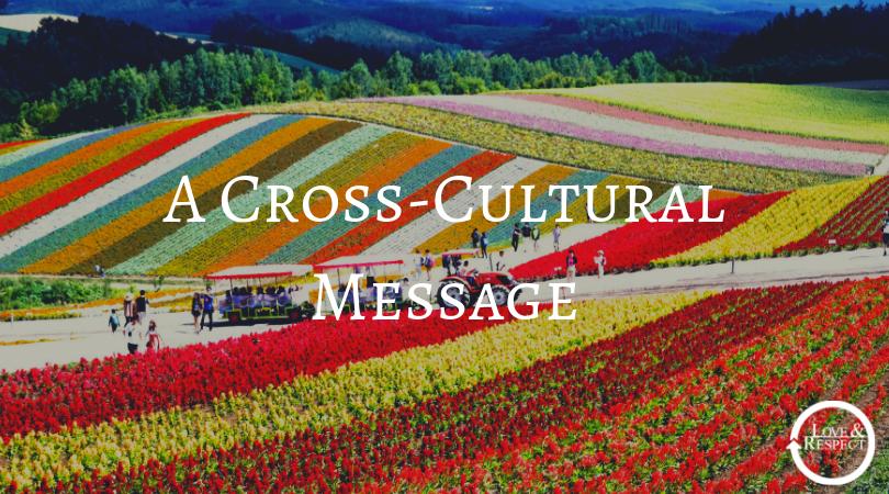 A Cross-Cultural Message