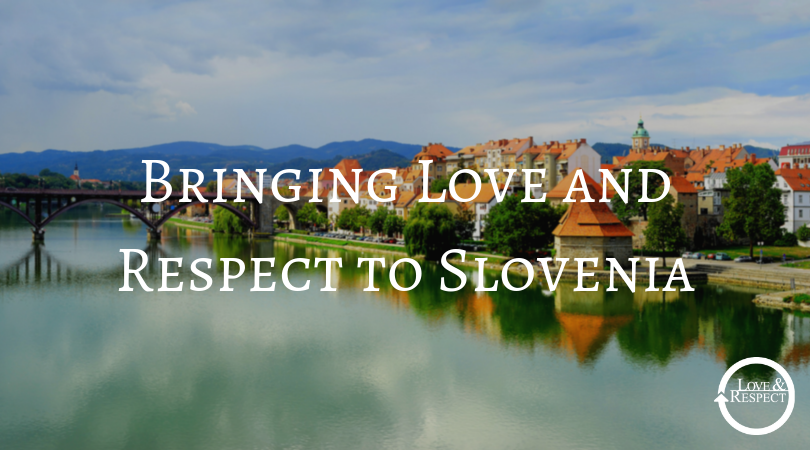 Bringing Love and Respect to Slovenia