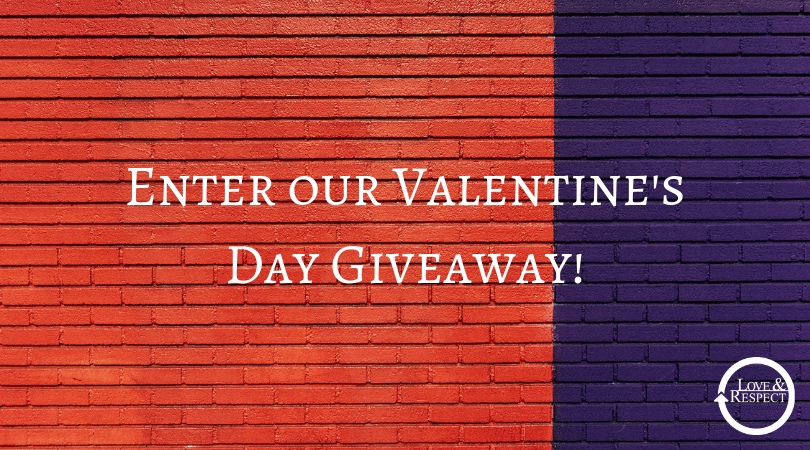 Enter our Valentine's Day Giveaway!