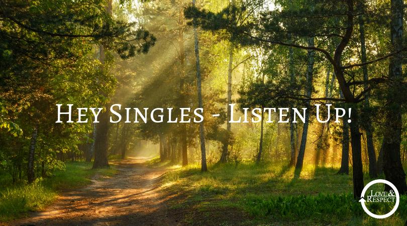 Hey Singles - Listen Up!