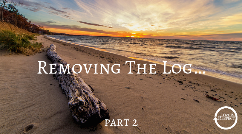 Removing the Log-part 2