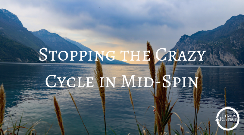Stopping the Crazy Cycle in Mid-Spin
