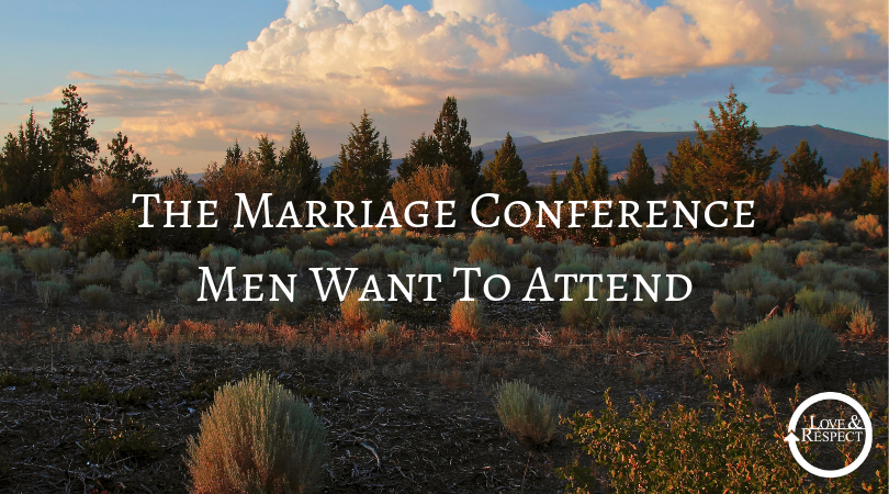 The Marriage Conference Men Want To Attend