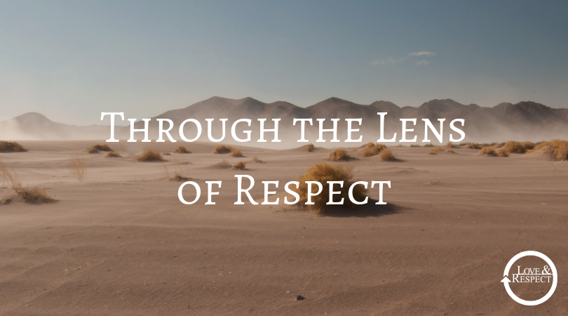 Through the Lens of Respect