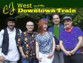 CJ West and the Downtown Train - Country, Rock, and Blues BandSunday, September 221:45 PM - 3:45 PMFacebook: @cjwestdowntowntrainMore information aboutCJ West & the Downtown Train