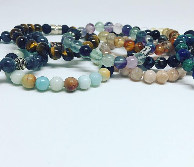 Gemstone Bliss - Reiki-infused, gemstone aromatherapy jewelry.https://www.etsy.com/shop/GemstoneBlissJewelry