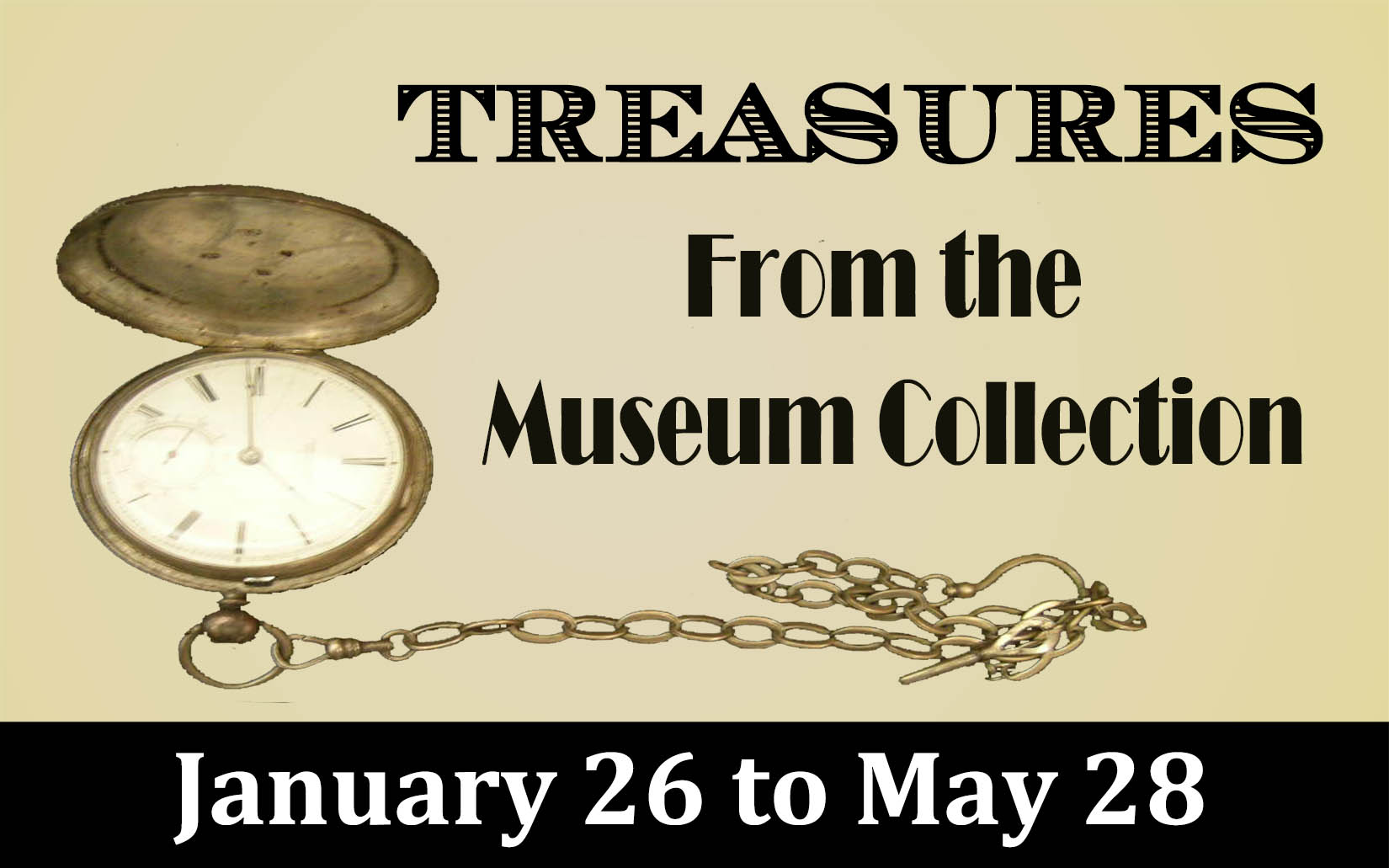 Treasures From the Museum Collection -  Banner  With Dates.jpg