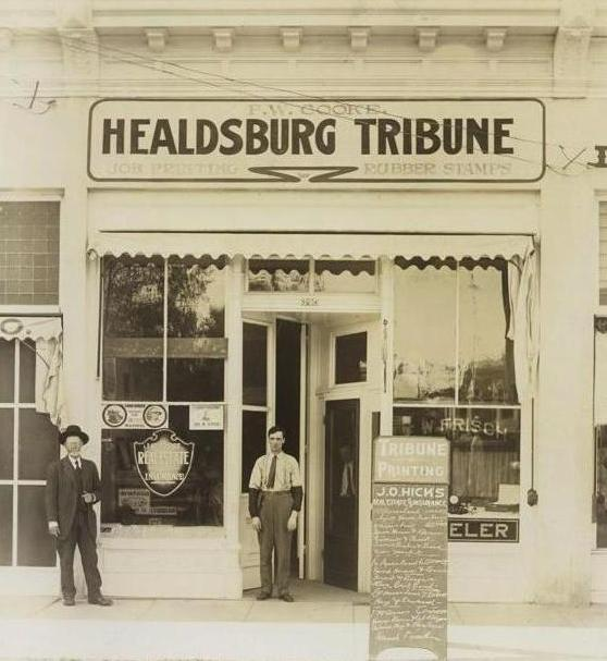 The Healdsburg Tribune