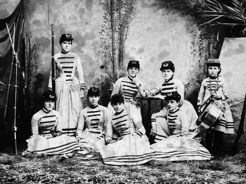 Albanian Military Society Women's Group 1885 - Cropped 800x600 402KB.jpg