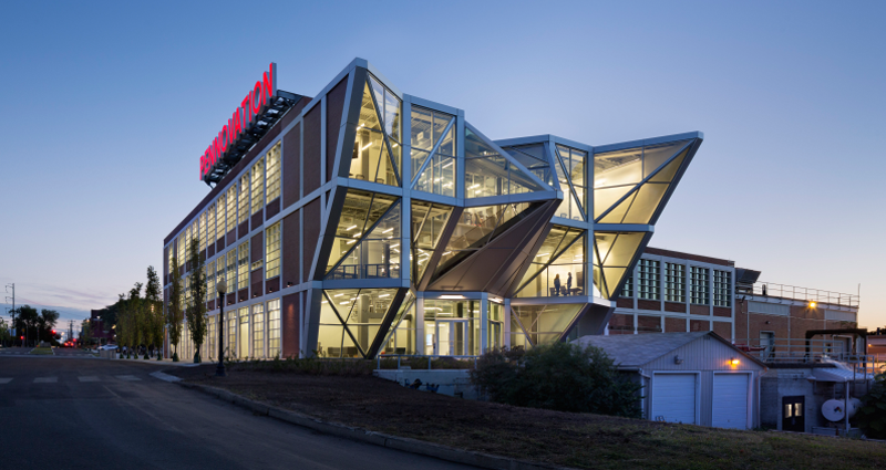Inside the Pennovation Center, An Icon for Innovation - Higher Ed Facilities Forum blog, December 2016.