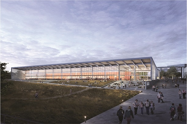 Inside the UC Merced P3 Expansion - Higher Ed Facilities Forum blog, September 2017.