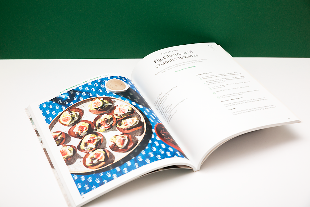 Seek Cookbook Interior by Knockout!