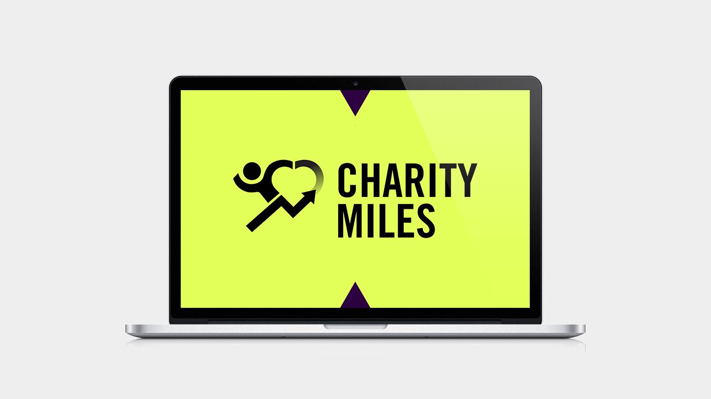 Charity Miles Sales Deck