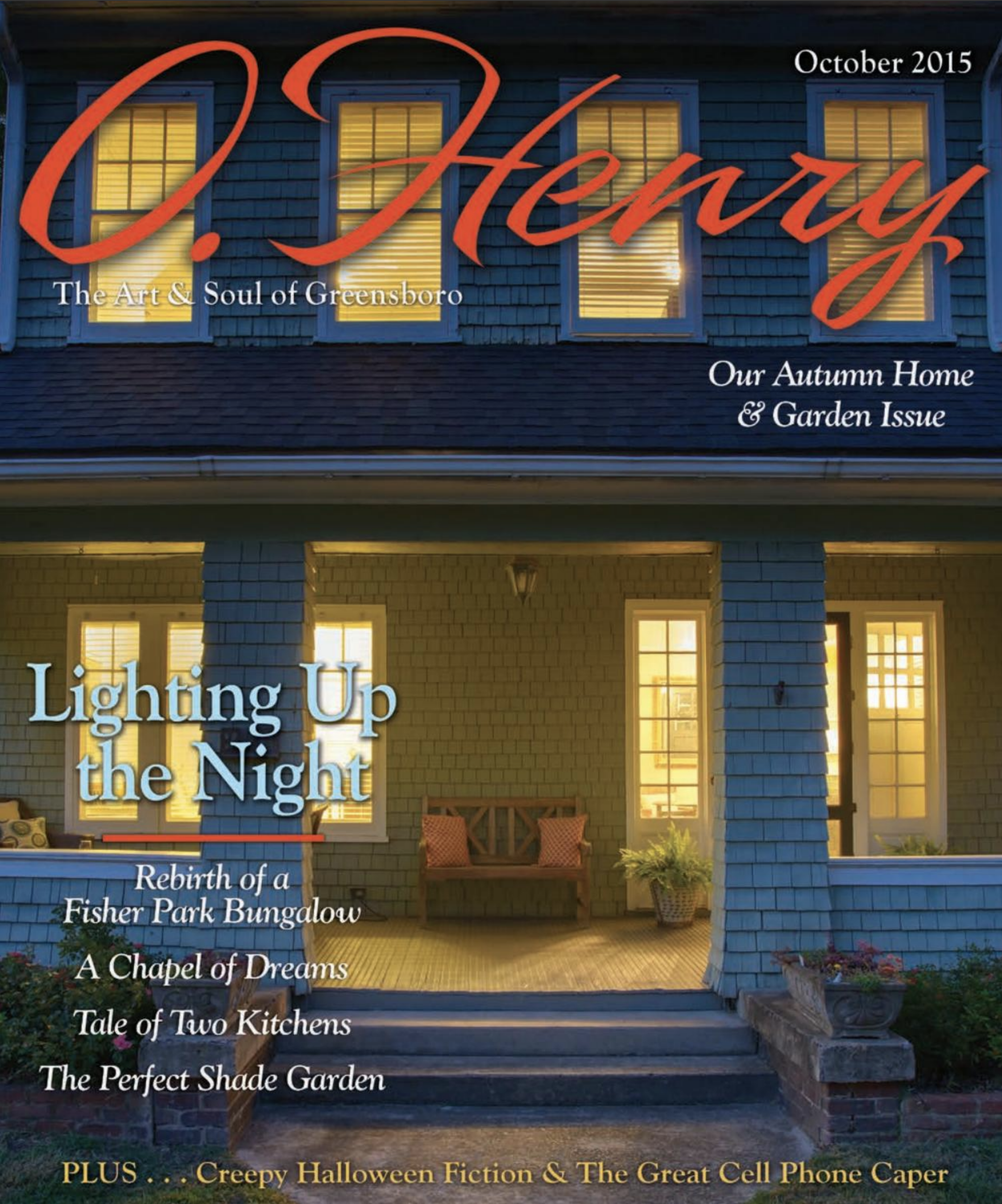 Cover October 2015