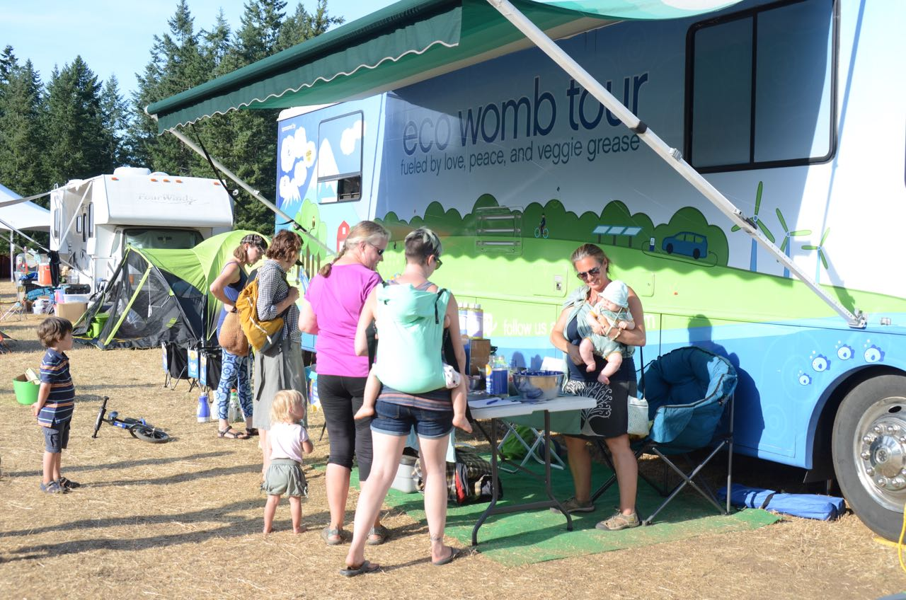 Family Forest Fest - Whidbey Island, WA