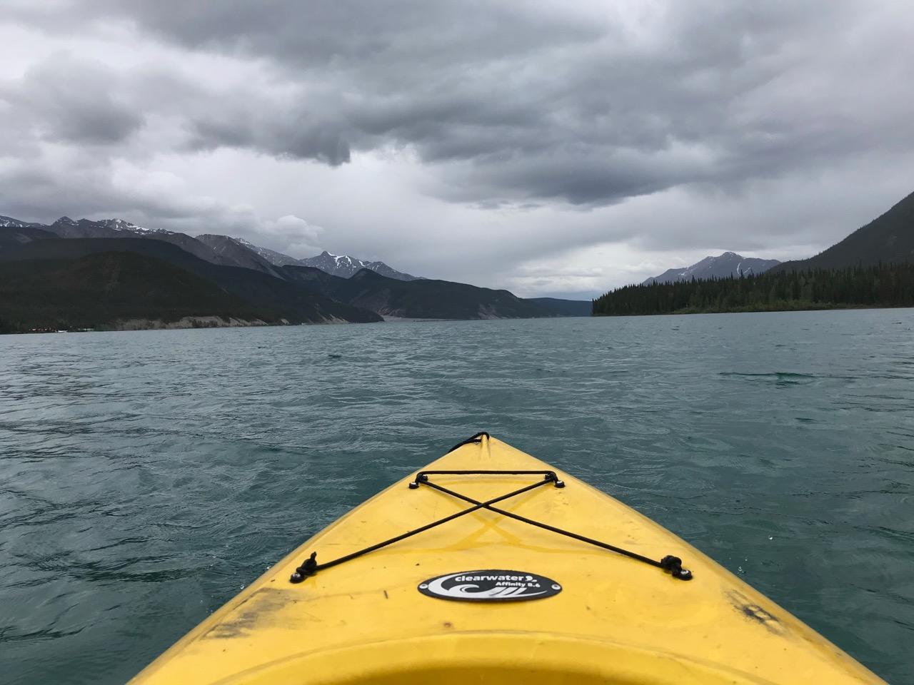 #Kayaking