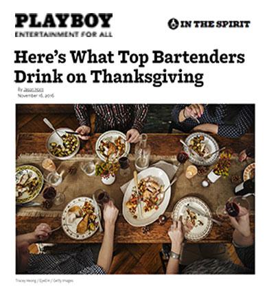 Playboy -In The Spirit by Jason Horn